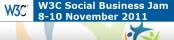 W3C Social Business Jam - 8-10 November 2011_1320754339933